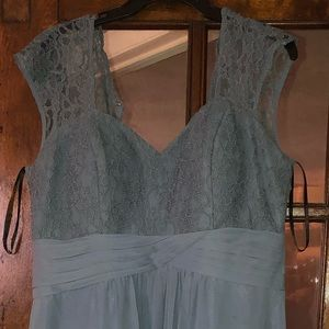 D'zage Dzage bridesmaid dress